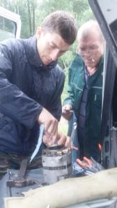 Fixing the generator